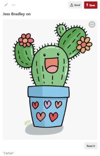 oefening cactus